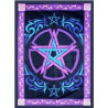 toalha celtic pentacle – 147cm x 208cm
