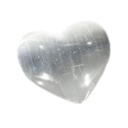 coração selenite – grande