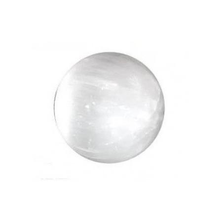 esfera selenite – grande