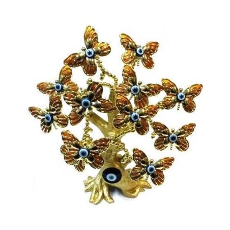 árvore da riqueza – 12 borboletas LRJ PT