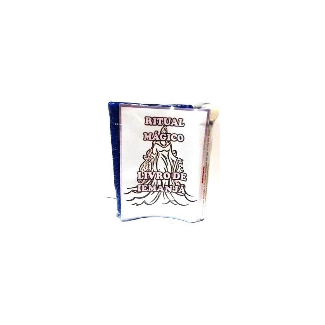 livro azul de iemanjá