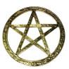 pentagrama 15cm – latão