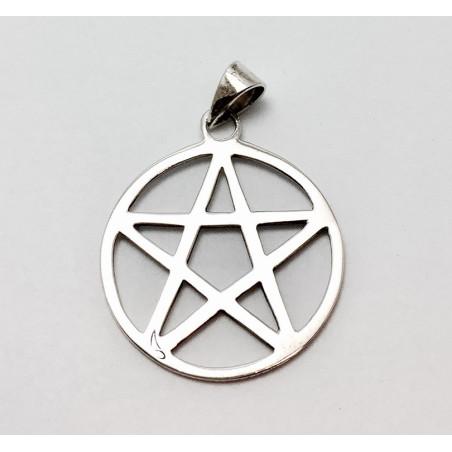 pingente pentagrama