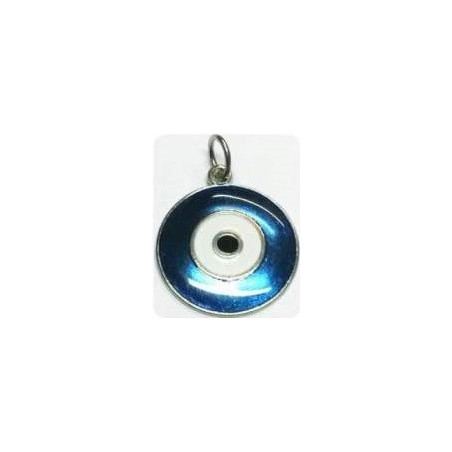 olho da turquia metal – pingente