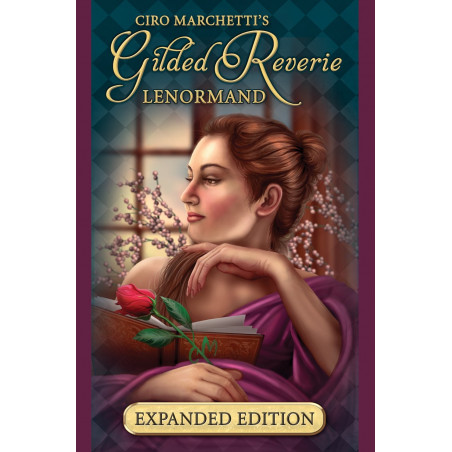 gilded reverie lenormand (oraculo cigano)