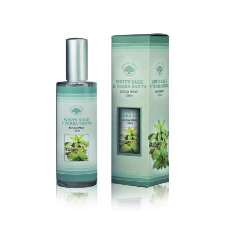Perfume Ambientador -  WHITE SAGE & YERBA SANTA-100ML