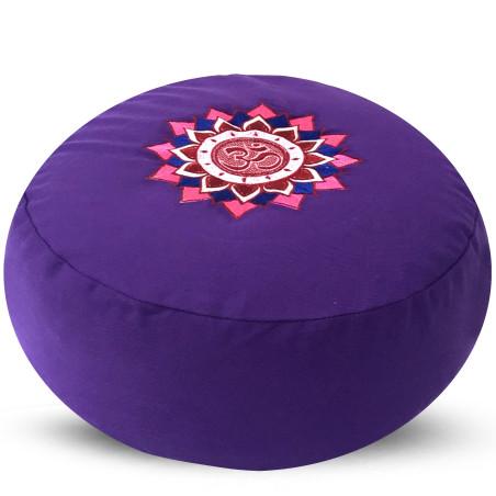 Almofada Meditação - Om Lotus