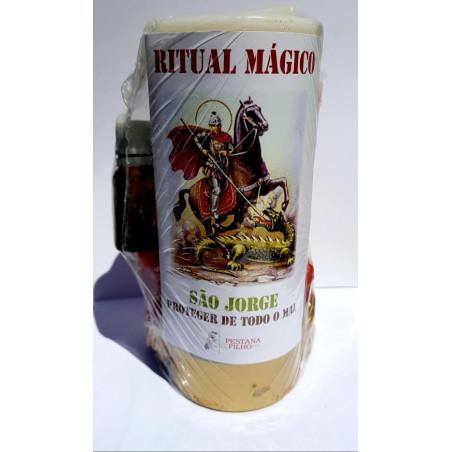 Ritual Mágico - São Jorge
