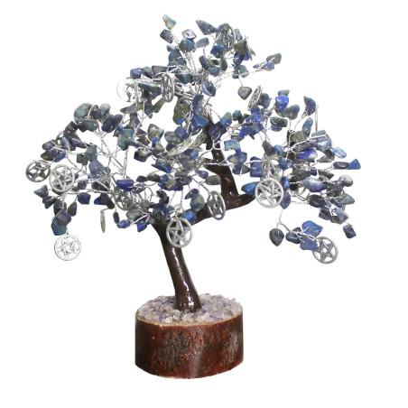 Árvore da Proteção - Sodalita/Pentagrama