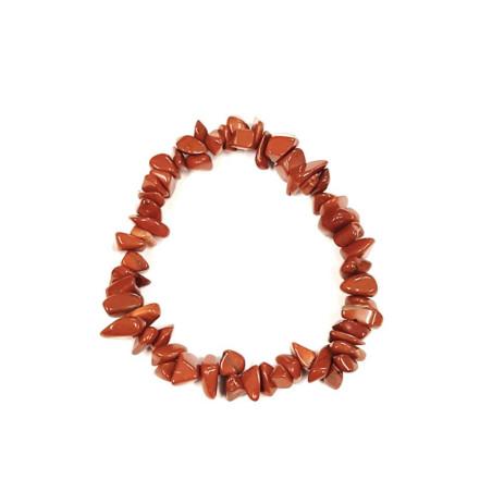 Pulseira Jaspe Vermelho - Chip