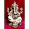 Ganesha Resina BJ - 16cm