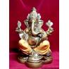 Ganesha Resina LJ - 16cm
