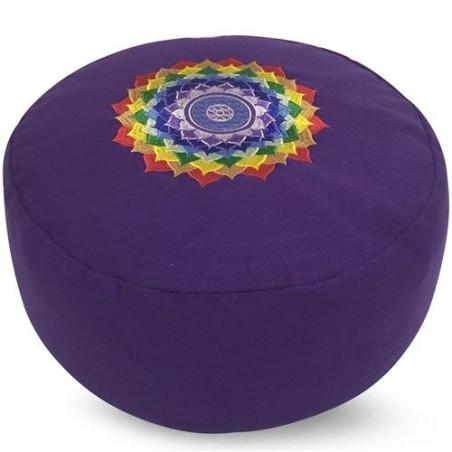 Almofada Meditação - Chakra Lotus