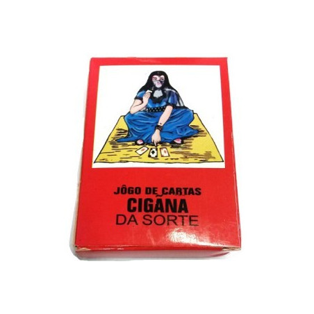 jogo de cartas cigana da sorte
